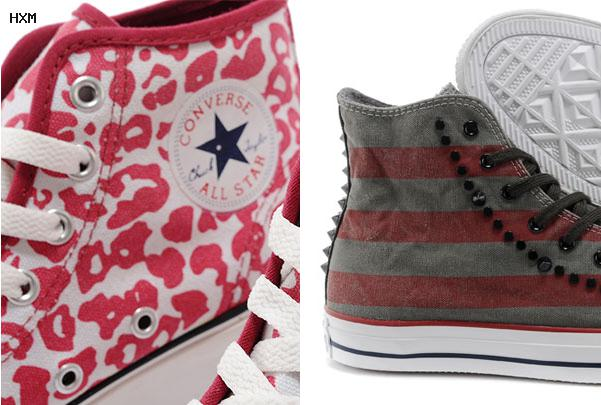 bottes converse star 70 leather femme