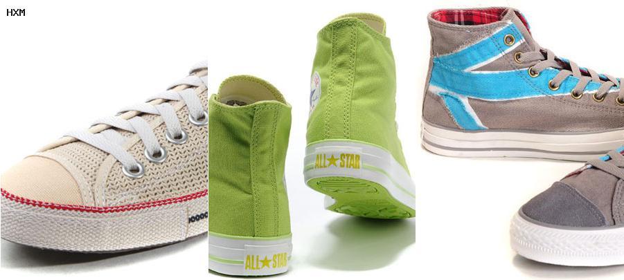 chaussure converse basse blanche
