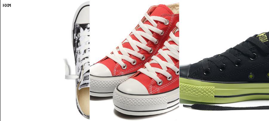 chaussure converse basse noir modèle all star m5039