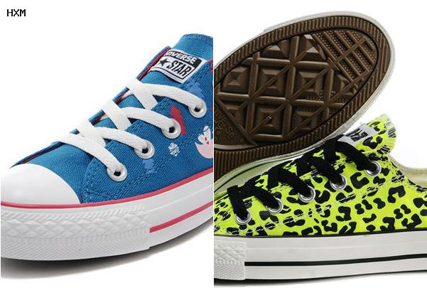 chaussures converse soldes