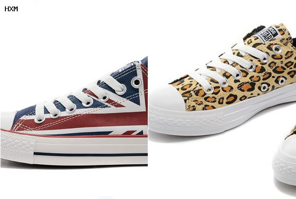 converse all star basse fille
