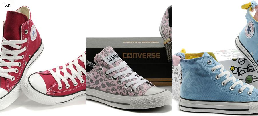 converse all star fantaisie