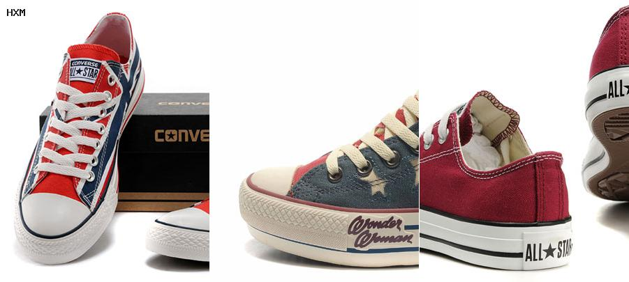 converse all star hommes