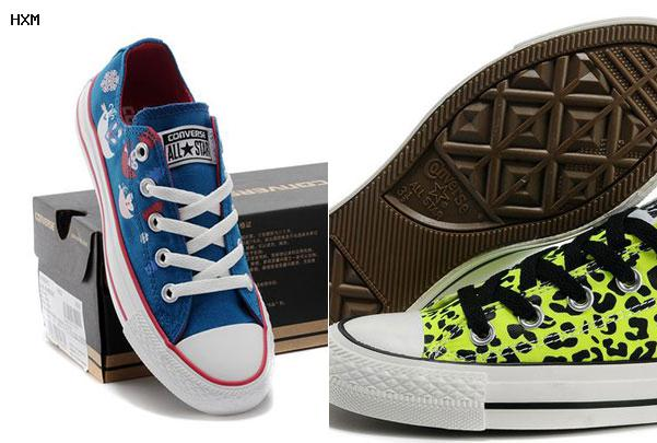 converse all star lo leopard athletic shoe