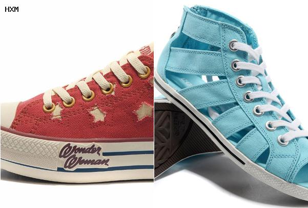 converse all star slim rouge