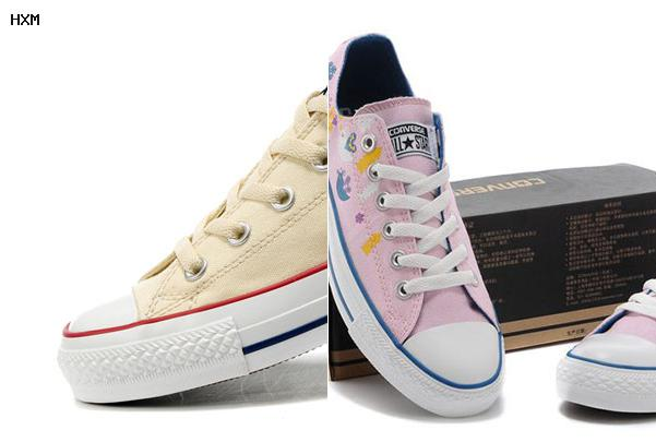 converse blanches basses 37
