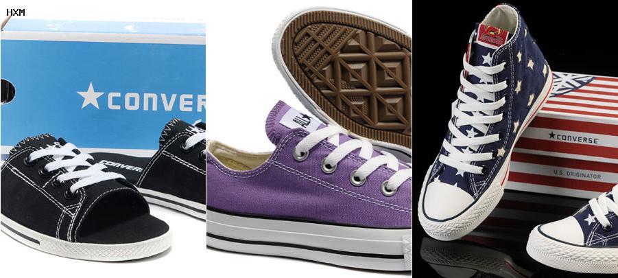 chaussure converse haute femme pas cher