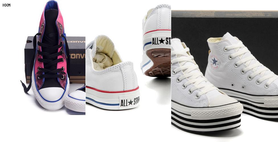 converse rose pale taille 37