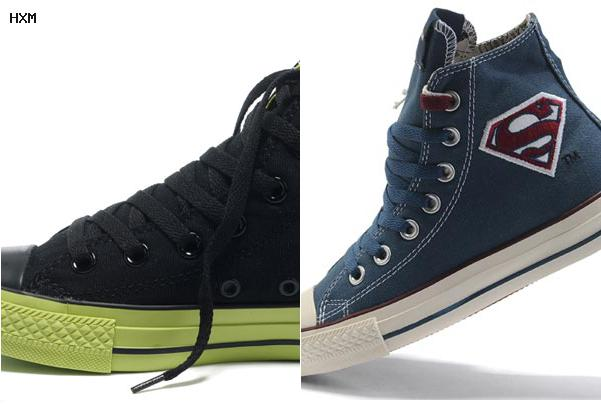 converse taille anglaise