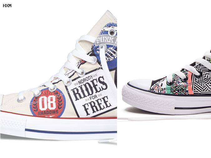 nouvelle converse foot locker