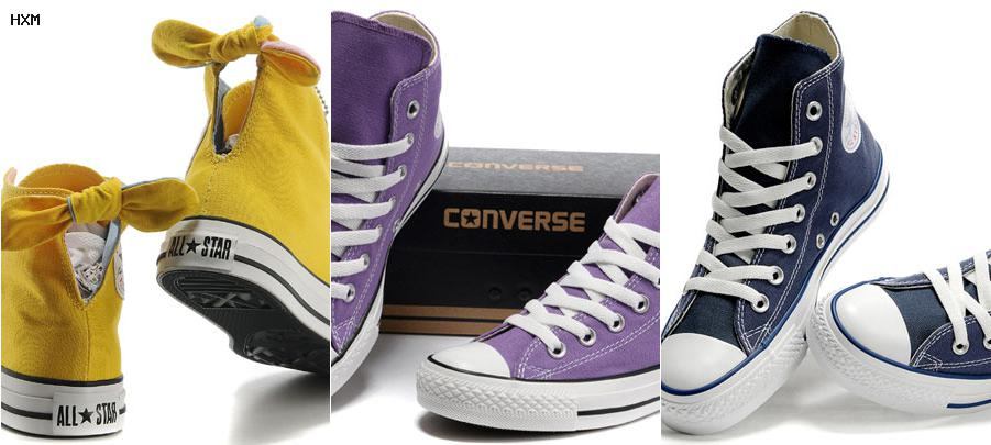 ou acheter converse all star paris