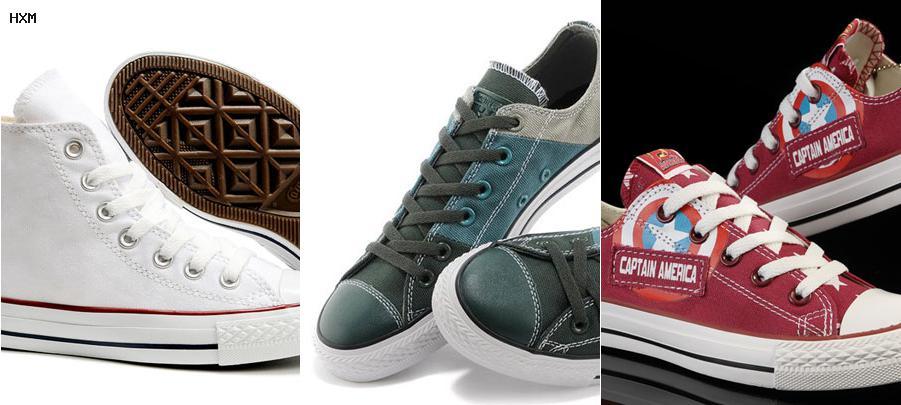 style lacet converse